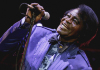 James Brown (1933-2006) cantaret si dansator american