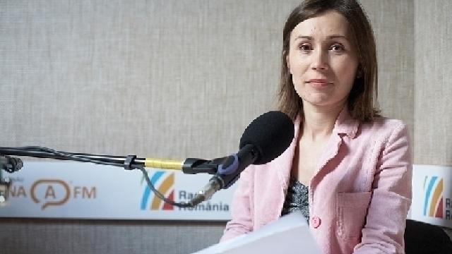 Natalia Zaharescu, reporter știri