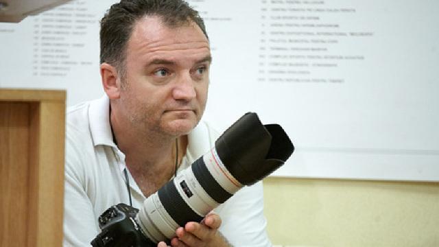 Aurel Obreja, fotograf/cameraman