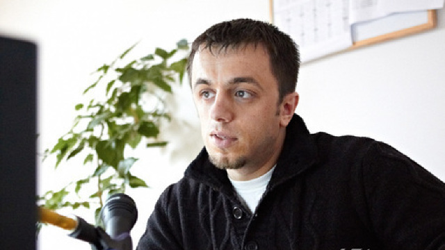 Andrei Mîţu, realizator programe, regizor radiodifuziune