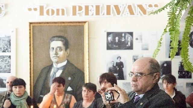 Ioan Pelivan, unul din eliberatorii Basarabiei, comemorat în satul său natal, Răzeni