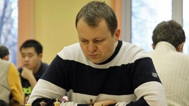 Șahistul moldovean Viorel Iordăchescu conduce turneul Moscow Open