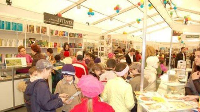 Salonului Internațional de Carte pentru Copii și Tineret