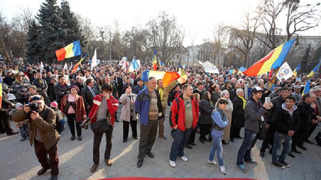 Manifestații de comemorare a anexării Basarabiei la fostul Imperiu Rus
