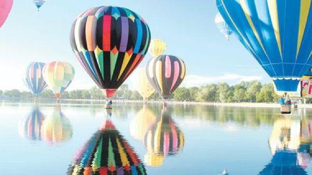 7 baloane zburătoare deasupra Moldovei