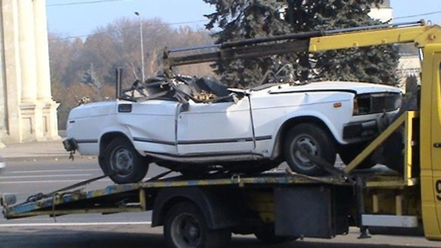 Şapte persoane au decedat în ultimele 24 de ore în 11 accidente rutiere