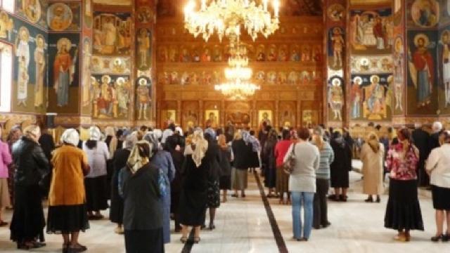 Creștinii ortodocși de rit vechi prăznuiesc astăzi Sfânta Maria Mică