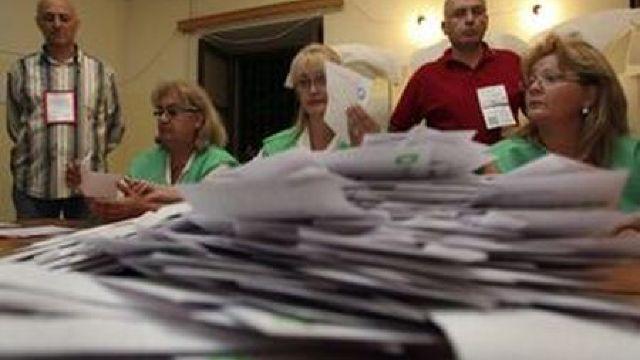 Rezultatele preliminare ale alegerilor legislative din Georgia