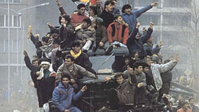 25 de ani de la manifestația anti-comunistă de la Brașov