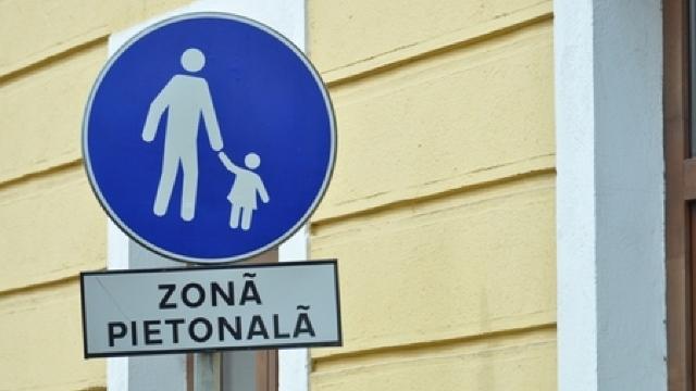 Strada Alexandru Diordiţă din Chișinău va avea statut de zonă pietonală