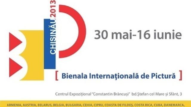 Bienala internațională de pictură de la Chișinău