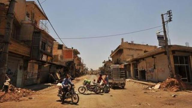 Criza din Siria, discutată la Moscova