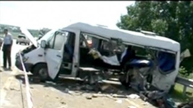130 de persoane au murit în urma accidentelor rutiere, în 2012