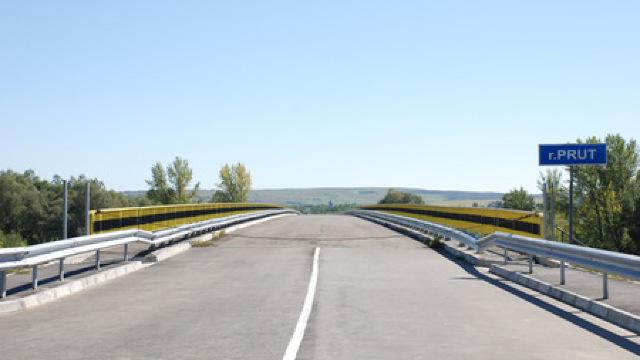 Un nou pod ar putea fi construit peste Prut