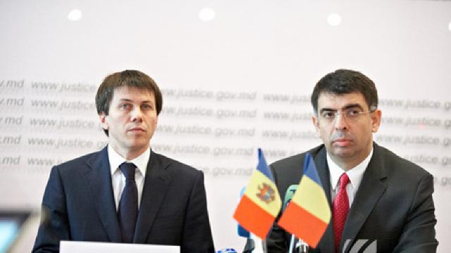 Republica Moldova și România vor crea un forum comun pentru justiție