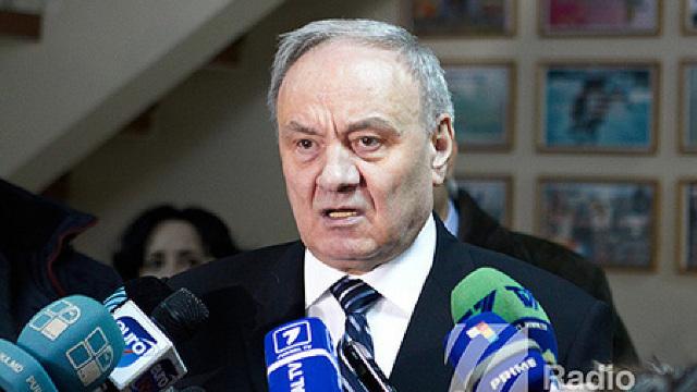 Nicolae Timofti: Formuzal face parte din structuri ostile cursului de integrare europeană