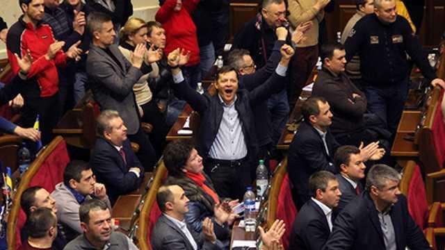 Criza din Ucraina: Opoziția și puterea au convenit asupra unui Acord