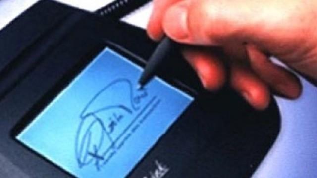 Utilizarea semnăturii electronice va fi simplificată