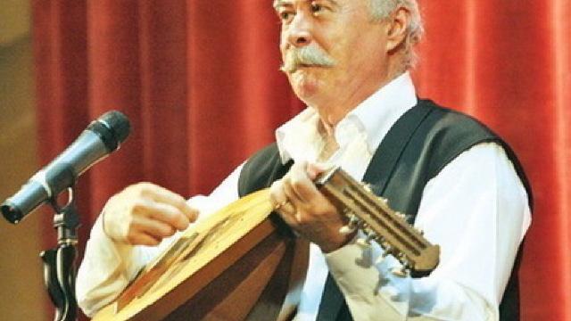 Cântărețul Tudor Gheorghe va susține două concerte la Filarmonica Națională