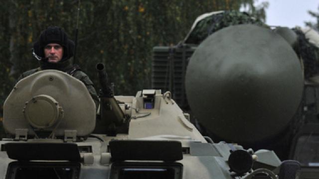 Armata rusă a efectuat exerciții militare în Transnistria