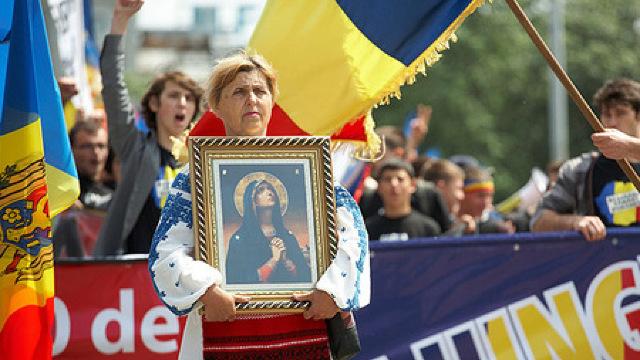 28 iunie, marș de doliu la Chișinău