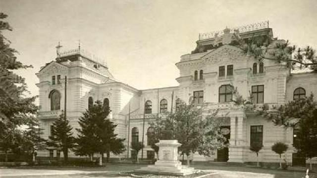 Fostul sediu al Sfatului Țării, o clădire de importanță națională