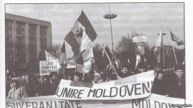 Simbolurile Independenței Republicii Moldova