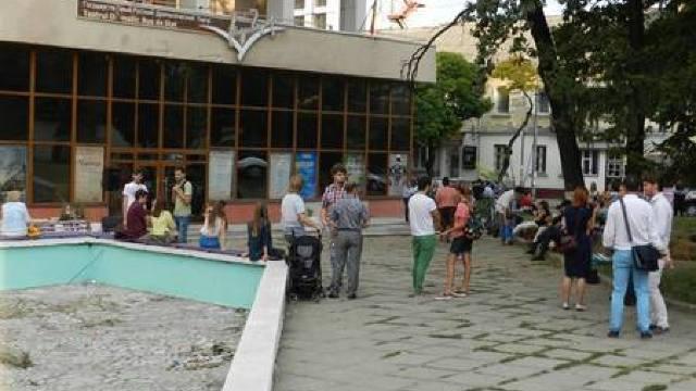 Un grup de tineri își propun să schimbe fața Chișinăului