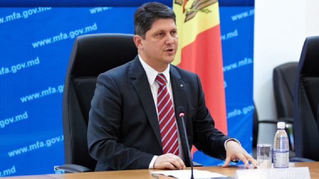 Titus Corlăţean: Relația cu Republica Moldova este o prioritate pentru România