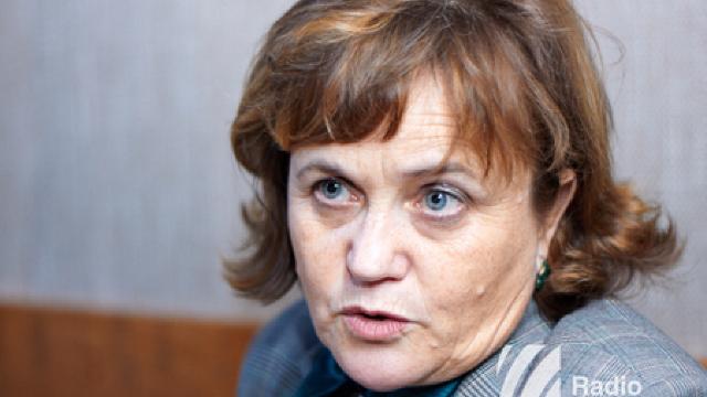 Silvia Grosu: Eram avizi de o vorbă românească adevărată