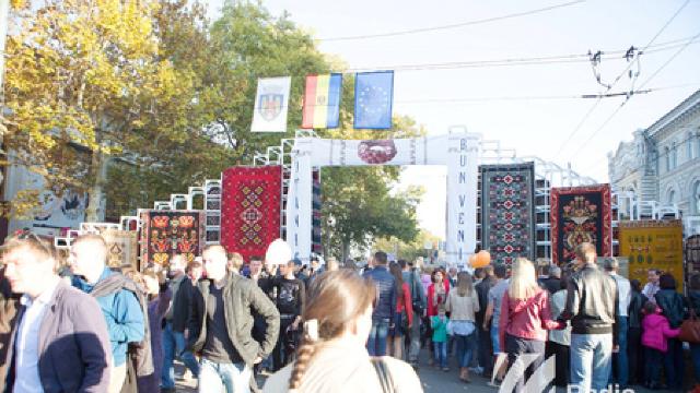 Chișinău, cantece de ieri si de azi