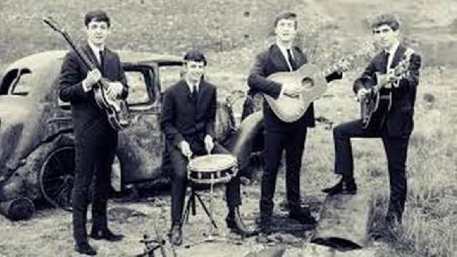 Cântând cu The Beatles