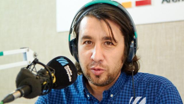 Victor Pogor - reporter știri