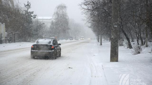 Meteorologii transmit ninsori pentru săptămâna viitoare