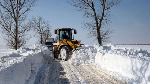 Au fost închise căile de acces spre și dinspre municipiul Buzău