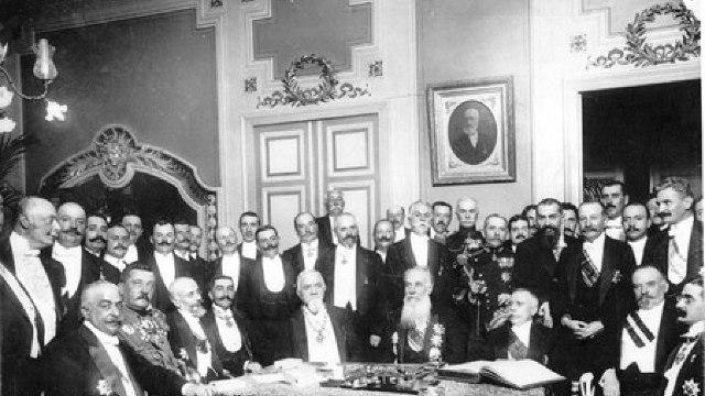 Formarea Republicii Democratice Moldovenești