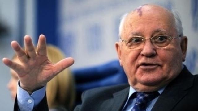 Mihail Gorbaciov: Europa trebuie să fie