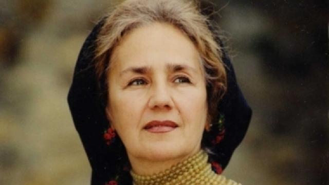 Cântăreața Sofia Vicoveanca își sărbătorește ziua de naștere