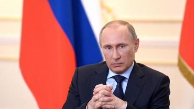 Vladimir Putin este bănuit că ar fi implicat în 'activităţi criminale'