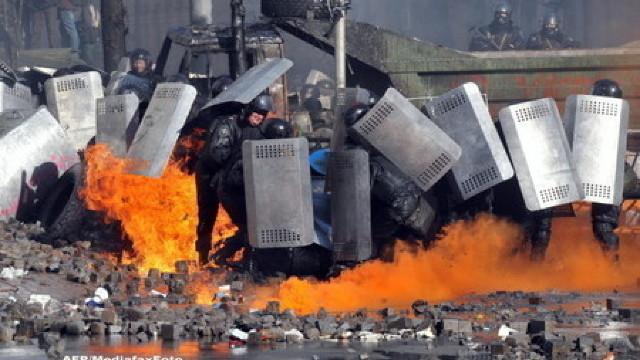 Ucraina: Operațiune antiteroristă, la Harkov. Atentat dejucat la Odesa