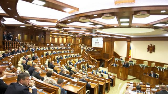 LIVE TEXT Ședința Parlamentului