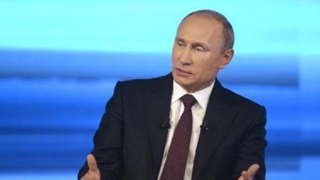 Presa austriacă: Putin ar avea probleme