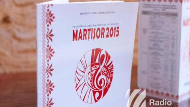 """Festivalului Internațional de Muzică """"Mărțișor"""""""