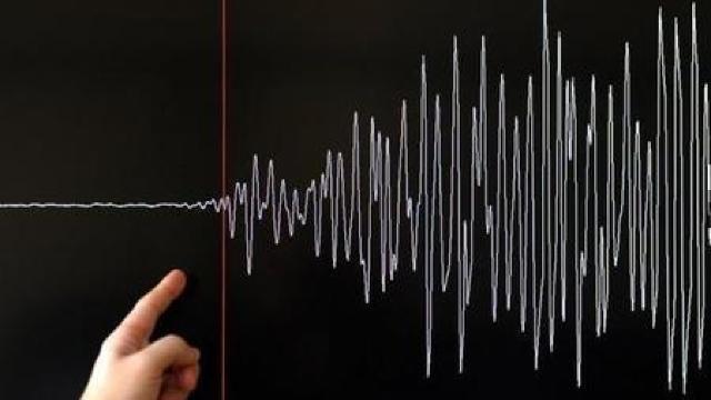 Un nou cutremur s-a produs în Vrancea