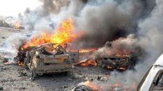 Cel puţin 24 de persoane ucise într-un atac cu bombă în Afganistan. A avut loc în timp ce președintele se adresa mulțimii