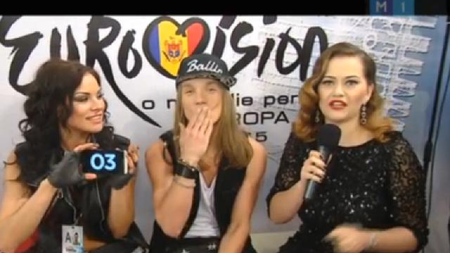 Republica Moldova NU s-a calificat în finala Eurovision (VIDEO)