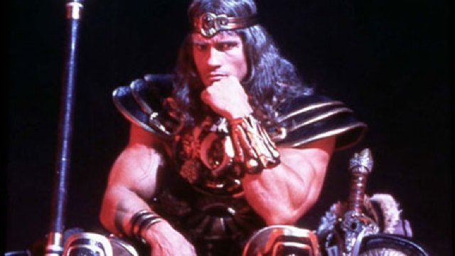 Arnold Schwarzenegger, gata să reintre în pielea personajului Conan Barbarul