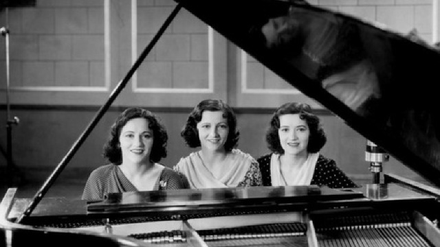 Blossom Dearie și Boswell Sisters