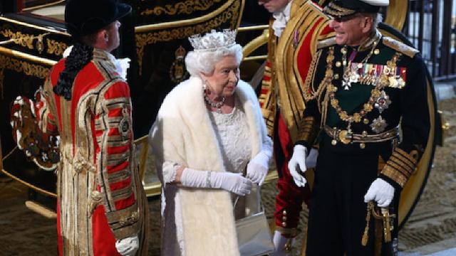 Marii Britanie: Regina Elisabeta a II-a a deschis oficial lucrările Parlamentului