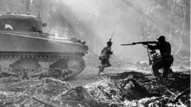 Aspecte ale istoriei celui de-al doilea Război Mondial Partea II